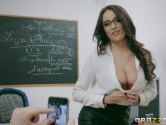 mi porno maestra de frances