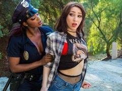 policias lesvianas