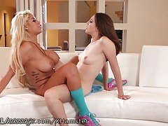 porno lesbianas tijeras