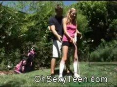 golf porno