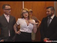 sexo-elevador