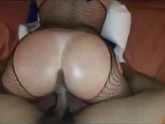 sexo casero con culonas