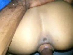 sexo casero de negras