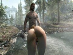 skyrim porno