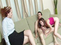 mujeres cornudas