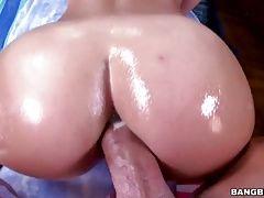 sexo anal con culonas
