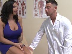 sexso en la consulta medica