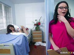 pornoxxx de enfermeras