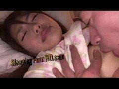 sexso con japonesas dormidas